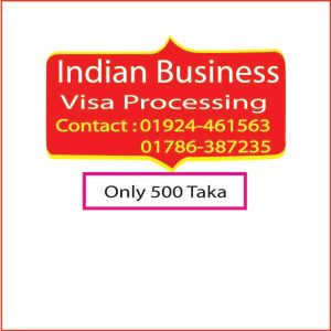 Indian Business Visa Processing-Travels