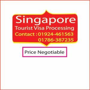 Singapore Tourist Visa Processing-Travel