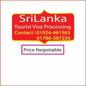 SriLanka Tourist Visa Processing-Travel