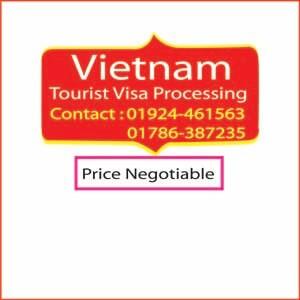 Vietnam Tourist Visa Processing-Travel
