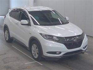 Honda Vezel X Hybrid 2015-Automotive