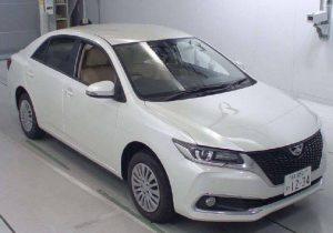 Toyota Allion 2016-Automotive
