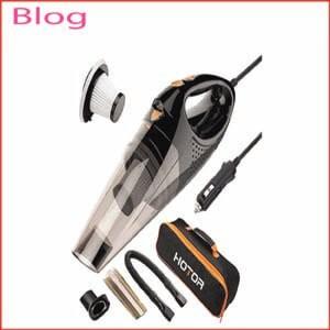 Best Portable Car Vacuum Cleaner-Blog