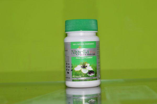 Nigella Plus Black Seed Capsul