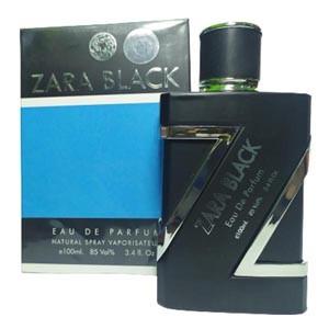 Zara Black Perfume